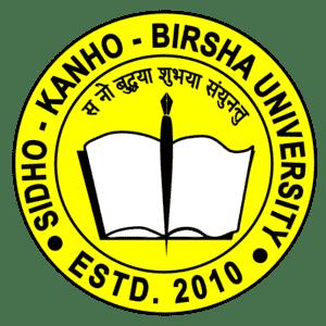 Sidho Kanho Birsha University logo