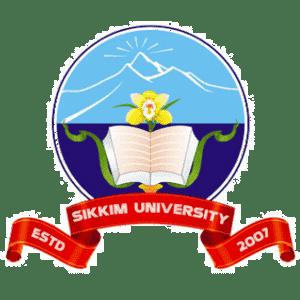 Sikkim University logo