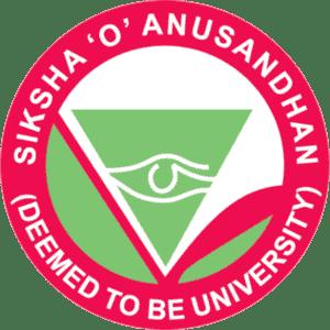Siksha O Anusandhan University logo