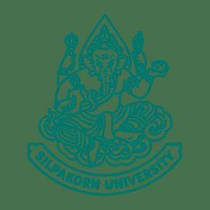 Silpakorn University logo
