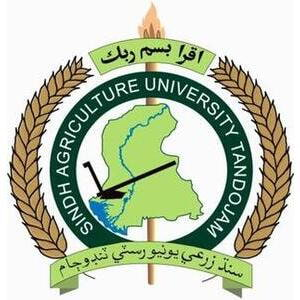 Sindh Agriculture University logo