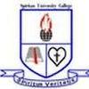 Spiritan University College logo