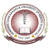 Srimanta Sankaradeva University of Health Sciences logo