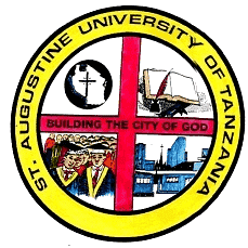 St. Augustine University of Tanzania logo