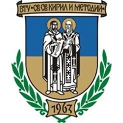St. Cyril and St. Methodius University of Veliko Tarnovo logo