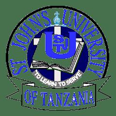 St John's University of Tanzania logo