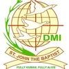 St. John the Baptist University logo