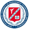 St. Petersburg University of Management Technologies and Economics logo