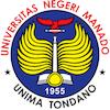 State University of Manado logo