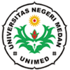 State University of Medan logo