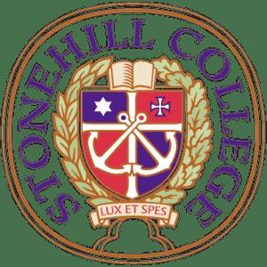 Stonehill College logo