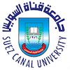 Suez Canal University logo