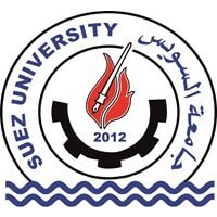 Suez University logo