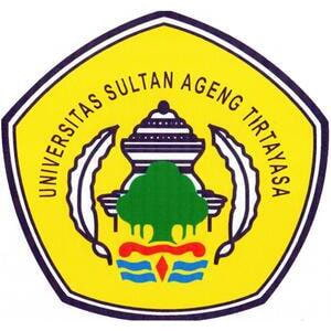 Sultan Ageng Tirtayasa University logo