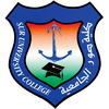 Sur University College logo