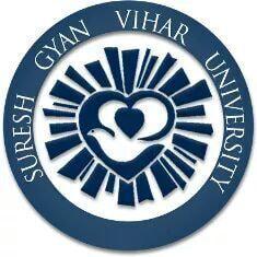 Suresh Gyan Vihar University logo