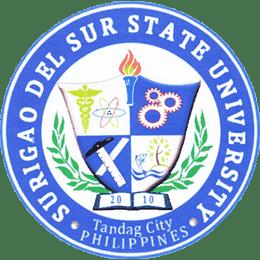 Surigao del Sur State University logo