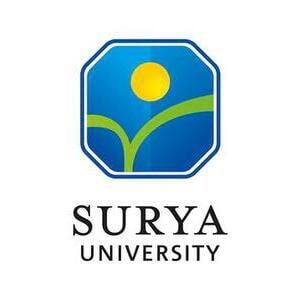Surya University logo