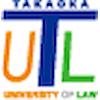 Takaoka University of Law logo