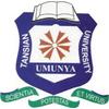 Tansian University logo