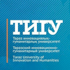 Taraz Innovative-Humanitarian University logo