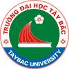 Tay Bac University logo