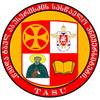 Tbel Abuserisdze Teaching University of Georgian Patriarchate logo