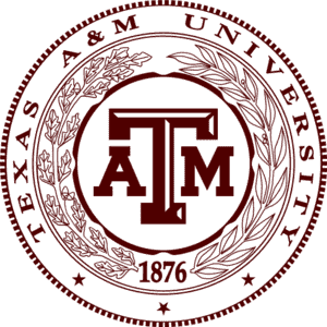 Texas A & M University - College Station logo