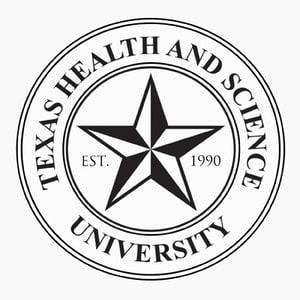 Texas Health and Science University logo