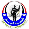 Thamar University logo