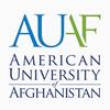 The American University of Afghanistan logo