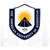 The American University of Kurdistan logo