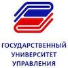 The State University of Management logo