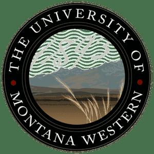 The University of Montana-Western logo