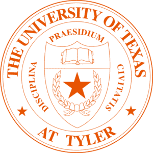 The University of Texas at Tyler logo