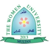 The Women University, Multan logo