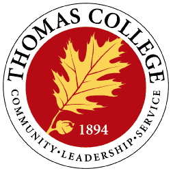 Thomas College logo