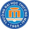 Thuongmai University logo
