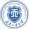 Tianjin Polytechnic University logo