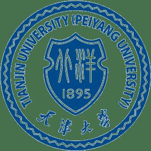 Tianjin University logo