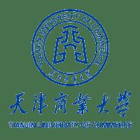 Tianjin University of Commerce logo
