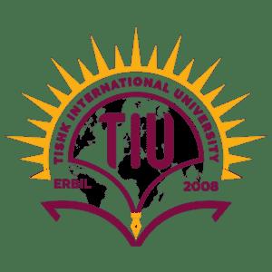 Tishk International University logo