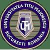 Titu Maiorescu University logo