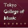 Tokyo College of Music logo
