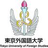 Tokyo University of Foreign Studies logo