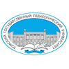 Tomsk State Pedagogical University logo