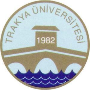 Trakya University logo