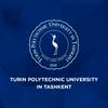 Turin Polytechnic University in Tashkent logo