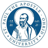 University for Information Science and Technology St. Paul the Apostle logo