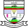 University of Agriculture, Makurdi logo